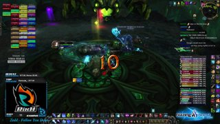Future vs Heroic Garothi Worldbreaker - Frost Mage PoV