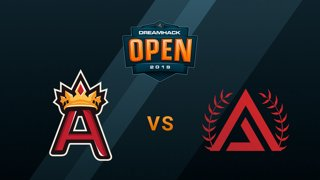 Aristocracy vs Ancient - Nuke - Semi Final - DreamHack Open Summer 2019