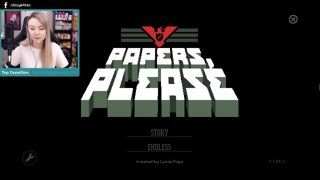 Papers, Please (part 2)