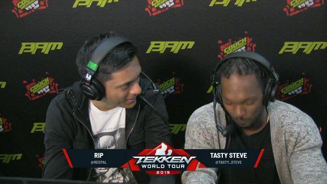 Tekken 7: Kanga | Chand NY vs. FATE | Ulsan - Battle Arena Melbourne 2019 - Top 8