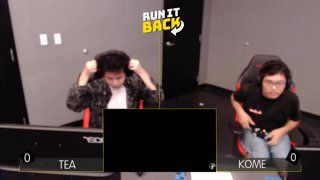 Run It Back - Tea (Pac Man) vs Kome (Shulk) Losers Semis - Smash Ultimate Singles