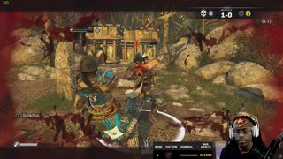 Crusader For Honor Open Beta Day 3