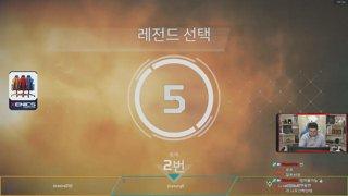 에이펙스 레전드 망치배찌 가즈아!!