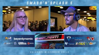 SNS5 SSBU - Mystearica (Zelda) Vs. MAG | KiWii (Ice Climbers) Smash Ultimate Tournament Pools