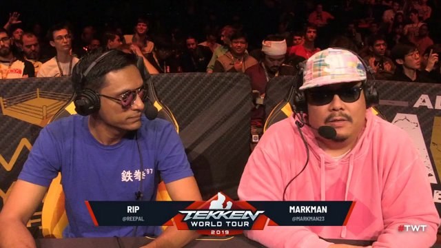 Tekken 7: My Stream Dona | Kkokkoma vs. Rangchu - CEO 2019 - Top 8
