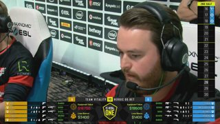 RERUN: CS:GO - MIBR vs. BIG [Dust2] Map 1 - Group B - ESL One Cologne 2019