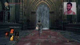 SebPlease - Dark Souls III - SL1 - Champion Gundyr - No