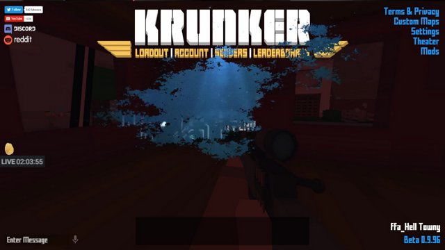 Becoming Phill) Krunker maps reddit