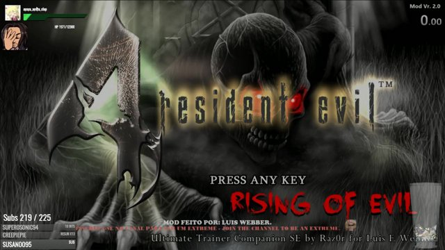Rising of Evil - Extreme Difficulty mod! [Part 16]