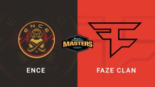ENCE vs	FaZe - Semi Final - Dust2 - CORSAIR DreamHack Masters Dallas 2019