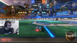 The greatest Rocket League game ive ever been in