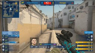 RERUN: Renegades vs. Vitality [Dust2] Map 1 Ro4 - Legends Stage - IEM Katowice 2019