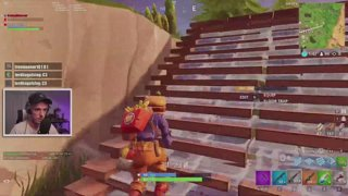 Fortnite #SummerSkirmish x Twitch Rivals | Week 7 (Group 1, Day 1)