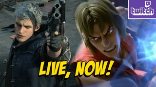 DEVIL MAY CRY 5 - X1X Demo, Smash Ult. Rate Supers & More (Fri 12-7)