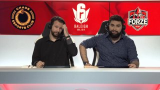 forZe vs. Chaos – Six Major Raleigh – Qualifiers – EU