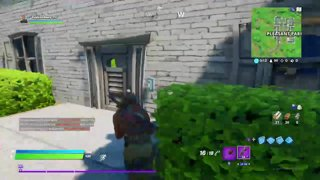 Highlight: Fortnite pistols only challenge
