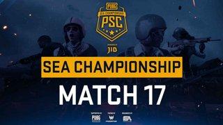 [PSC] [TH] JIB PUBG SEA Championship Phase 3  Game 17