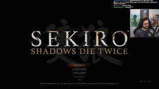 Sekiro: No Basic Attacks/No Combat Arts (Pt. 3)