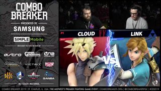 CB 2019 SSBU - Curator (Link, Young Link) Vs. Ferro (Cloud) Smash Ultimate Tournament Pools