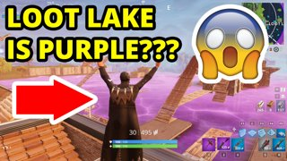 WHAT HAPPENED TO LOOT LAKE???
