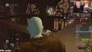 VIEWER-RUN! Dark Souls Remastered - All bosses @Elajjaz