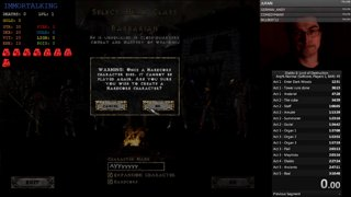 ESCAPE FROM ACT 1 ON HARDCORE BAB HUK HUK CLICKBAIT