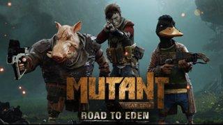 Mutant Year Zero: Road To Eden w/ dasMEHDI