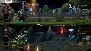 VGJ Storm vs SGe-sports | GESC: Thailand Round Robin