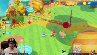 Mario & Rabbids Kingdom Battle #02