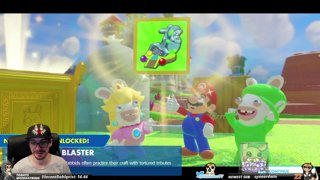 Mario & Rabbids Kingdom Battle #03