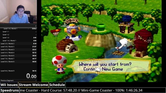 Mario Party - 100% Mini-Game Island