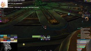 Mythic Avatar - Rank 1 Marksmanship Hunter - 1.86mill DPS