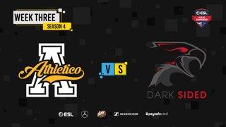 Athletico vs. Dark Sided - Stage 1, Matchday #4.5 | ESL AUNZ Championship Season 4 [#dota2]