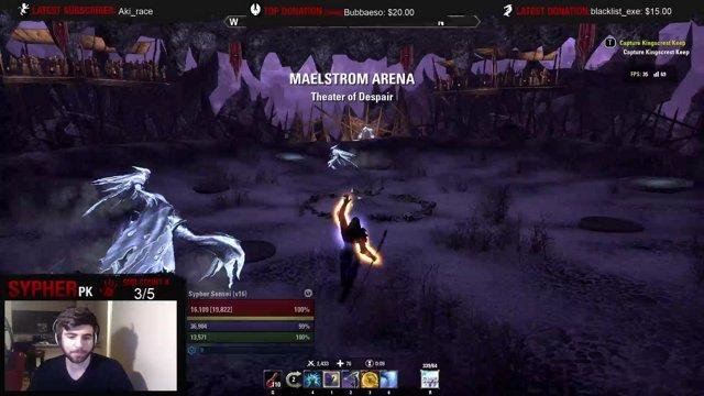 Maelstrom (Final Boss) Victory