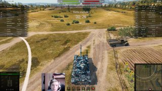 7797 DMG T95E6 + Final mission on t55a (2k dmg on td)