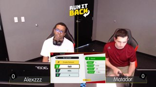 Run It Back - Alexzzz (Peach) vs Matador (Little Mac) Pool D2 WS - Smash Ultimate Singles