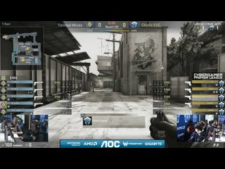 AOC CGPL Winter Grand Final - Tainted Minds VS Cheifs ESC Game 2