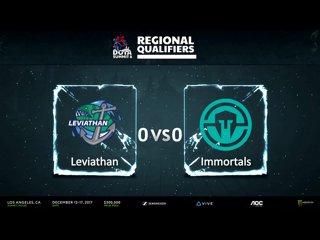 видео: Leviathan vs Imm, 1