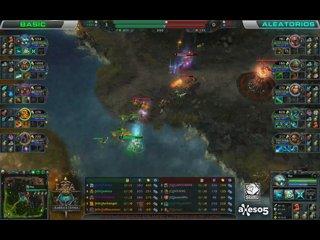 видео: Torneo Online Global - Octubre 2013 Dia 2