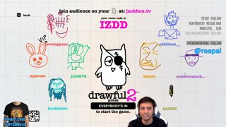 Drawful 2 w/ Special Guest NyxRose Game 1 062619