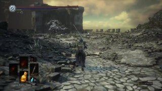 Dark Souls 3 - Addy vs. Stray Demon (NG+2)