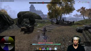 TOWER STAMINA SORC 1vX CYRODIL PVP