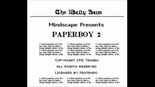 paper boy 2 hard street