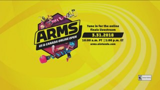 ARMS US & Canada Online Open: FINALS