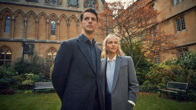 OFFICIAL A Discovery of Witches Season 1 Episode 7 (Sky One) English Sub