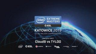 IEM Katowice 2019 CS:GO Major   AVANGAR vs FURIA  Dzień 1 -  Challenger Stage