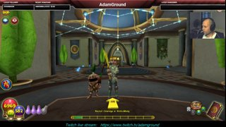 AdamGround - Farming Gladiator for Amber! New Empyrea Spells! - Twitch