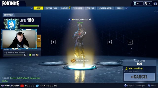 8 YEAR OLD TEACHES ME HOW TO PLAY FORTNITE