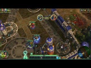 видео: Блицкриг. Матч за 3'е место. Balaboom Gaming vs Keepo (3 бой)