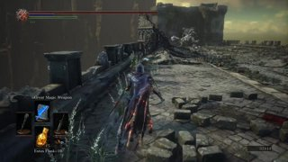 Dark Souls 3 - Addy vs. Stray Demon (NG+)